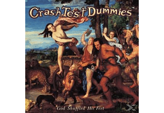Crash Test Dummies - God Shuffled His Feet - (Vinyl)