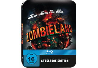 Zombieland (Steelbook Edition) [Blu-ray]