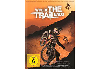 Where The Trail Ends [DVD]
