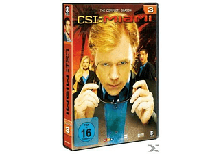 CSI: Miami - Staffel 3 (komplett) - (DVD)