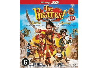 The Pirates 3D | 3D Blu-ray