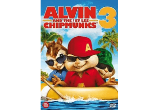 Alvin And The Chipmunks 3 | DVD