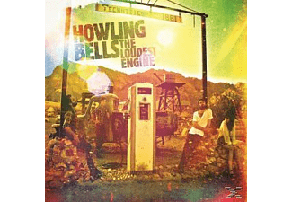 Howling Bells - Loudest Engine - (Vinyl)