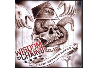 Wisdom In Chains - The Missing Links [CD]