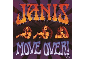 Janis Joplin - Move Over (Limited Box Set) - (Vinyl)