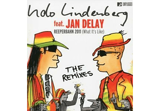 Jan Delay, Lindenberg,Udo Feat.Delay,Jan - Reeperbahn 2011 (What It's Like)-The Remixes [Vinyl]