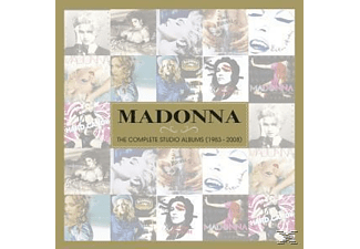 Madonna - Complete Studio Albums (1983-2008), The [CD]