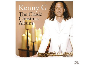 Kenny G - The Classic Christmas Album [CD]