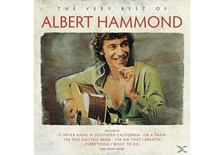 Albert Hammond - The Very Best Of Albert Hammond - (CD)