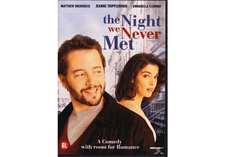 The Night We Never Met | DVD