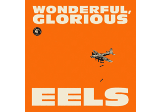 Eels WONDERFUL GLORIOUS Pop CD