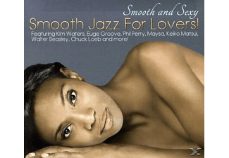 VARIOUS - Smooth And Sexy - Smooth Jazz [CD]