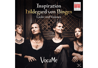 Ernst Schwindl, Vocame - Inspiration - (CD)
