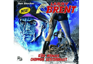Larry Brent 05: Küss niemals Choppers Geisterbraut - 1 CD - Horror