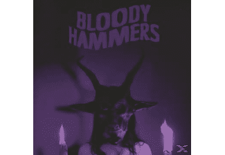 Bloody Hammers - Bloody Hammers [CD]