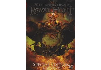 Royal Hunt - Royal Hunt - 20th Anniversary (Special Edition) [CD + DVD Video]