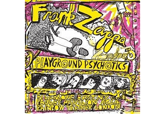 Frank & The Mothers Of Invention Zappa - Playground Psychotics [CD]