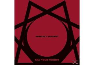 DOUGLAS J. Mccarthy - Kill Your Friends LP+CD (RSD) - (LP + Bonus-CD)