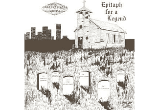 VARIOUS - Epitaph For A Legend - (Vinyl)