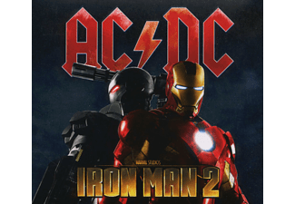 AC / DC - Iron Man 2 (CD)