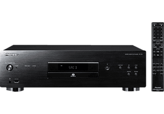 PIONEER PD-50-K CD/SACD Player (Schwarz)