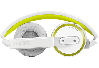 RAPOO H6080, On-ear Headset, Bluetooth, Gelb