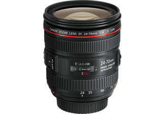 CANON EF 24-70mm F4L IS USM Telezoom Objektiv für Canon EF , 24 mm - 70 mm , f/4