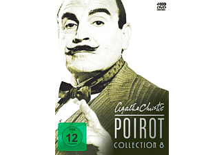 Poirot - Collection 8 [DVD]