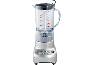 Solis Perfect Blender Pro Zilver