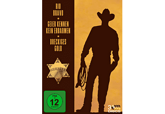 Rio Bravo & Cahill: US Marshall & Train Robbers 3 Discs (Amaray Alpha) - (DVD)