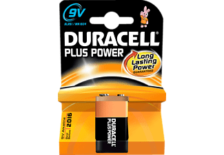 DURACELL Plus Power 9V - Batterier