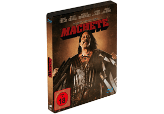 Machete - Steelbook Edition Action Blu-ray