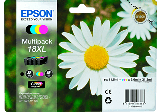 EPSON T181640 XP202 Multipack XL