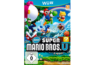 New Super Mario Bros. U - Nintendo Wii U