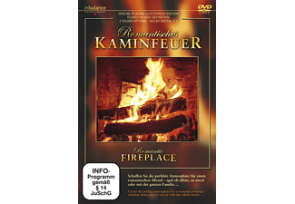 Romantisches Kaminfeuer-Filmed In Hd - (DVD)