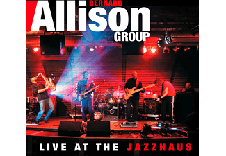 Bernard Allison - Live At The Jazzhaus [DVD + Video Album]