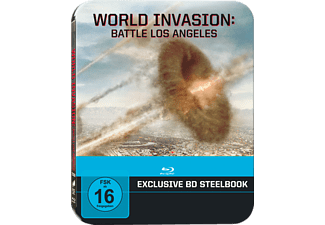 World Invasion: Battle Los Angeles (Steelbook Edition) [Blu-ray]