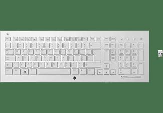 hp k5510 wireless tastatur wei mediamarkt. Black Bedroom Furniture Sets. Home Design Ideas
