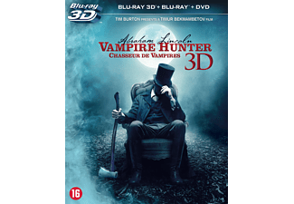 ABRAHAM LINCOLN VAMPIRE HUNTER 3D | 3D Blu-ray