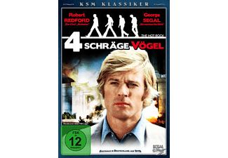 The Hot Rock - Vier schräge Vögel (KSM Klassiker) [DVD]