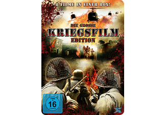 Die große Kriegsfilmedition (Metallbox) [DVD]