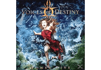 Voices Of Destiny - Power Dive [CD]