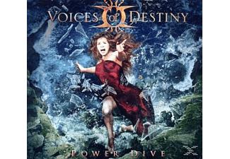 Voices Of Destiny - Power Dive (Ltd.Digipak) [CD]