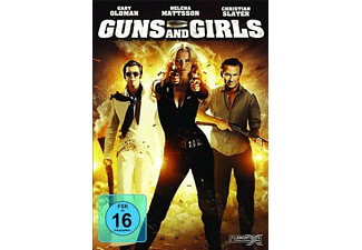 Guns and Girls [DVD]
