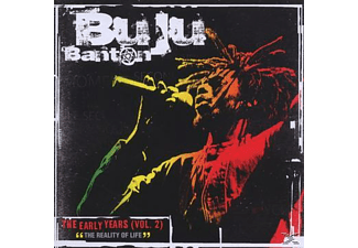 Buju Banton - The Reality Of Life (Early Years Vol.2) - (CD)