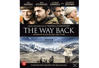 The Way Back | Blu-ray