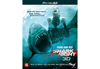 Shark Night 3D | 3D Blu-ray