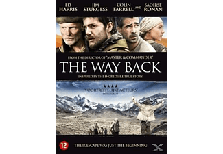 Way Back | DVD