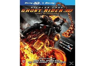 Ghost Rider: Spirit Of Vengeance 3D | 3D Blu-ray