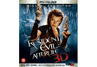Resident Evil: Afterlife 3D | Blu-ray